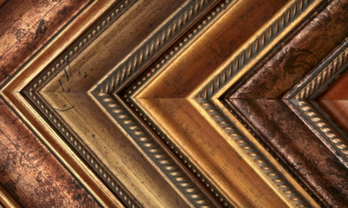 Framagraphic Picture Framing & Gallery - Vancouver: $45 for $100 Worth of Custom Framing Services at Framagraphic Picture Framing & Gallery