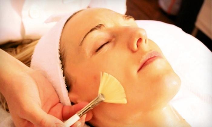Mirror Mirror Salon - North Raleigh: $35 for a Relax and Rejuvenate Facial or Acne Facial at Mirror Mirror Salon ($75 Value)