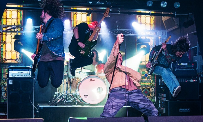 Back to the 90's Featuring Ten and RATM2 - House of Blues Cleveland: Back to the 90's Featuring Tributes to Pearl Jam and Rage Against the Machine on Friday, January 15, at 8 p.m.