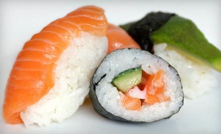 $30 Groupon for Dinner Valid for Two People - Kugo Steakhouse & Sushi Bar in Lebanon