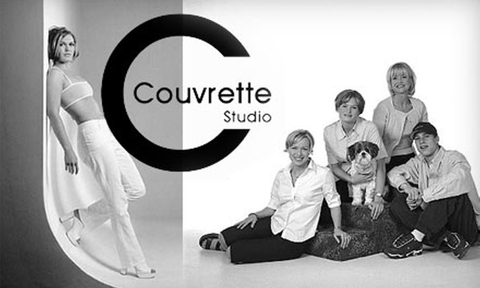 Paul Couvrette Photography - Centretown - Downtown: $59 for a Photo-Shoot Package from Paul Couvrette Photography