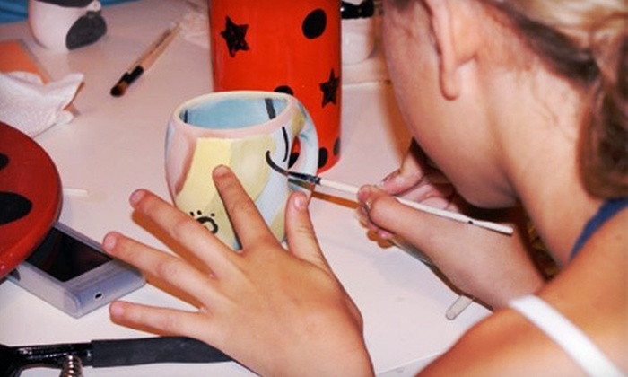The Clayhouse - Downtown Kissimmee: $10 for $20 Worth of Paint-Your-Own Pottery at The Clayhouse in Kissimmee