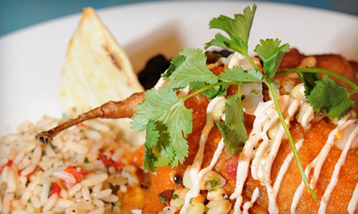 Table Mountain Inn Grill & Cantina - Golden Proper: $10 for $20 Worth of Southwestern American Cuisine at Table Mountain Inn Grill & Cantina in Golden