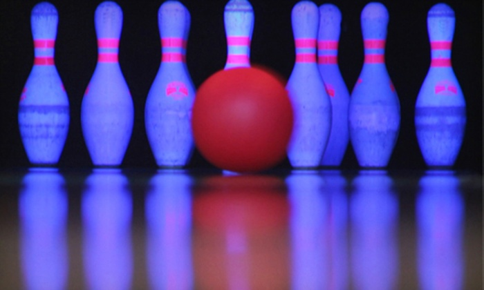 Wayne Recreation Center - Fort Wayne: $12 for One-Hour Cosmic-Bowling Outing for Up to Six People at Wayne Recreation Center (Up to $24 Value)