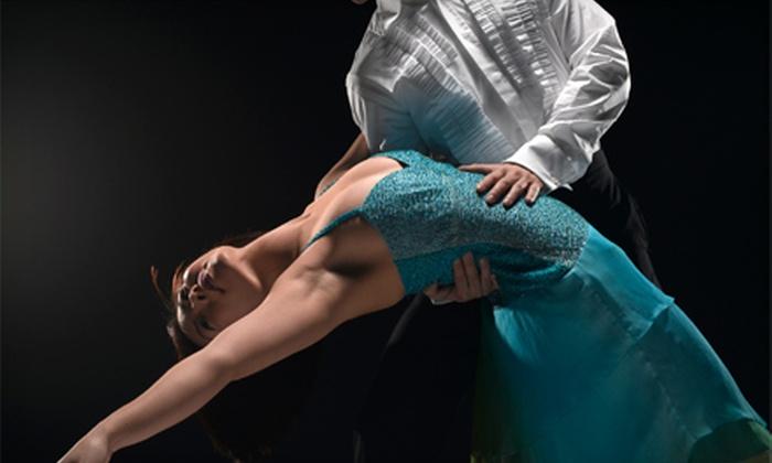 Des Moines Dance - West Des Moines: $20 for Two Ballroom-Dance Classes for Two People at Des Moines Dance ($40 Value)