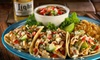El Chico - Holiday City South: Mexican Fare for Two or Four at El Chico in Toms River (Half Off)