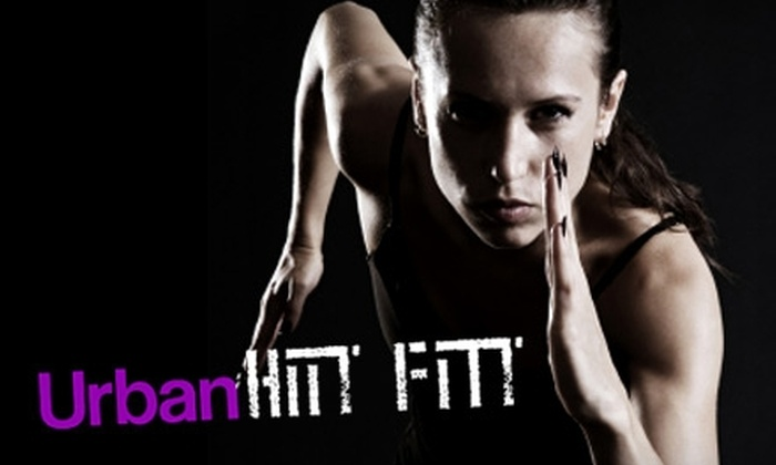 Urban HIIT FITT - Independence: $20 for One Month of Unlimited High-Intensity Interval Group Training at Urban HIIT FITT ($99 Value)