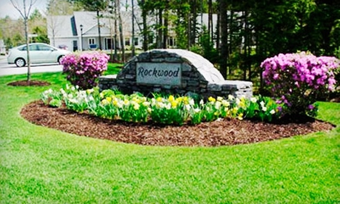 Flaggship Landscaping - Portland, ME: $45 for Two Lawn-Mowing Sessions for Up to 1 ac. from Flaggship Landscaping ($100 Value)