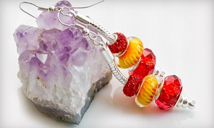 Belleza Jewelry: Beaded Dangle Earrings or $50 for $100 Worth of Jewelry at Belleza Jewelry