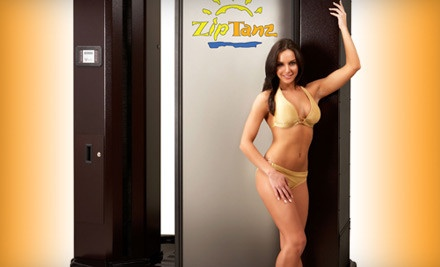 1 Month of Unlimited Tanning in Silver-Level  - ZipTanz in Livonia