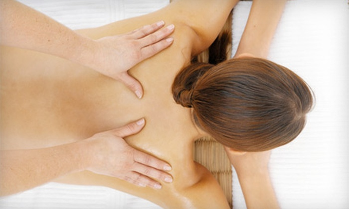 Holistic Touch - The Woodlands: Swedish-Massage Package, Deep-Tissue Massage Package, or Attunement Session at Holistic Touch in The Woodlands (Up to 60% Off)