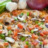 Up to 51% Off California-Style Pizza Meal at Straw Hat Pizza