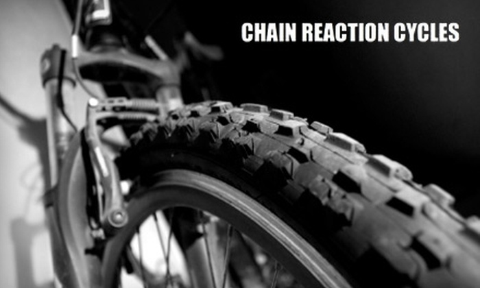 Chain Reaction Cycles - Prattville: $30 for a Comprehensive Bike Tune-Up at Chain Reaction Cycles ($65 Value)