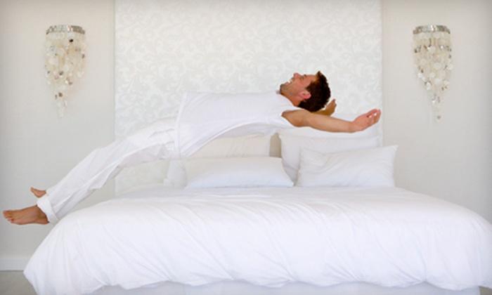 Best Rest - 1: Queen Memory-Foam Mattress or $49 for $200 Toward Mattresses at Best Rest in Sevierville