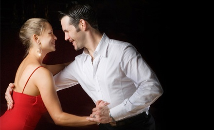 Two 45-Minute Private Lessons for One or Two People, One 45-Minute Group Lesson and One 60-Minute Practice Party - Arthur Murray Dance Studio in Rockford