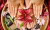 BANKRUPT: Pandora's Secret Spa - Deep Ellum: $25 for Spa Manicure and Spa Pedicure at Pandora's Secret Spa ($65 Value)