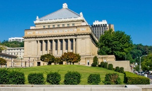 Soldiers & Sailors Memorial Hall & Museum: Two, Four, or Six Visitor Passes to Soldiers & Sailors Memorial Hall & Museum (50% Off)
