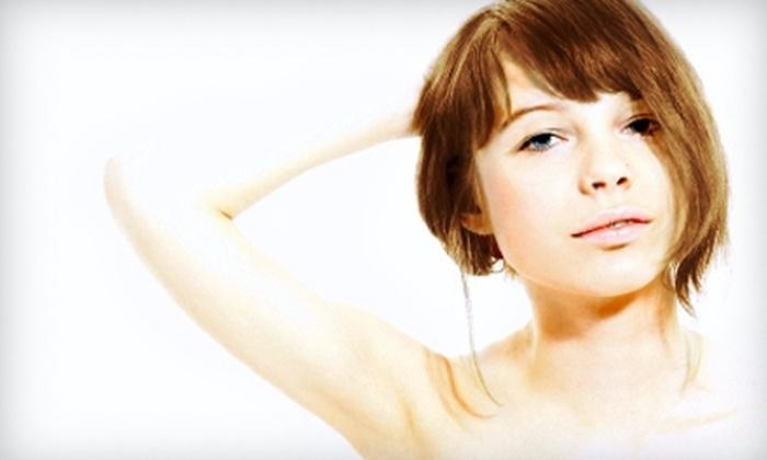 Eternal Wellness Medspa - McAllen: $99 for Six Laser Hair-Removal Sessions Plus a $15 Gift Card at Eternal Wellness Medspa