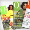 """10 for """"O, The Oprah Magazine"""" Subscription"""