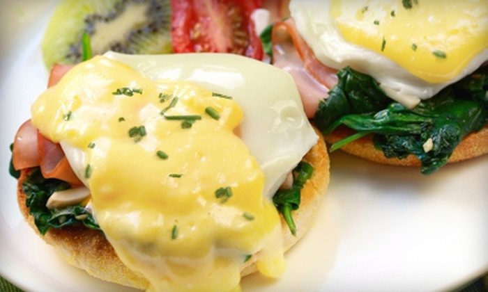 Pepper Jack Grill - Westerleigh: Sunday Brunch for Two or Four at Pepper Jack Grill in Staten Island (Up to 56% Off)