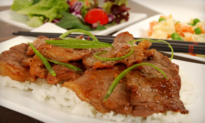 Yummy Mongolian BBQ - Piedmont: $12 for an All-You-Can-Eat Asian Grill Dinner with Drinks for Two at Yummy Mongolian BBQ