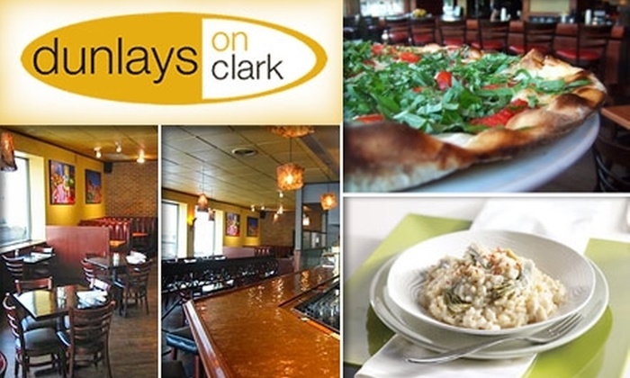 Dunlays Group  - Lincoln Park: $15 for $30 Worth of Gourmet Homestyle Eats and Heady Drinks at Dunlays on Clark