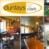 Half Off at Dunlays on Clark