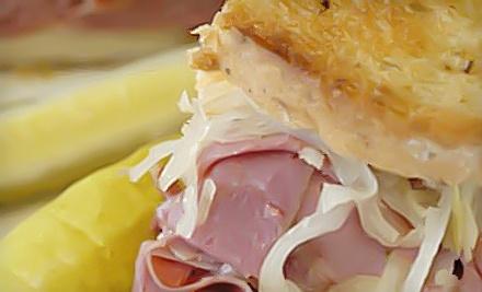 David's New York Deli: $12 Groupon Worth Sandwiches and More - David's New York Deli in Livonia