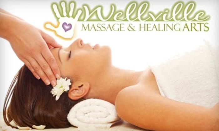 Wellville Massage & Healing Arts - Tuscaloosa -Lakewood: $35 for a 90-Minute Massage at Wellville Massage & Healing Arts ($74 Value)