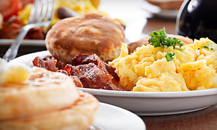 Oak Street Café  - De Pere: $9 for Classic American Breakfast or Lunch for Two at Oak Street Café in De Pere (Up to $17.98 Value)