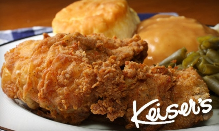 Keiser's Kitchen - Lowell: $7 for $14 Worth of Comfort Fare at Keiser's Kitchen in Lowell