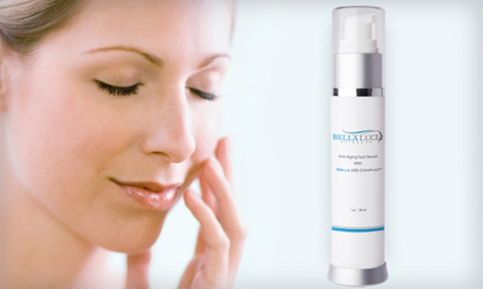 Bella Luci Collagen-Boosting Serum: $25 for a 1-Ounce Bottle of Bella Luci Anti-Aging and Collagen-Boosting Serum ($139 List Price). Free Shipping.
