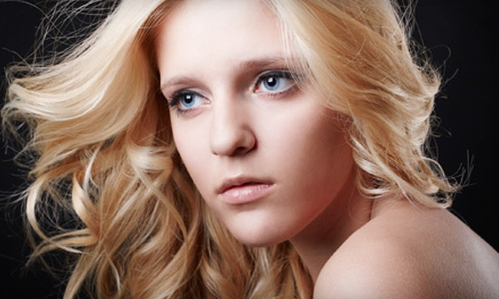 Rave Hair Design Studio - North Valley: $30 for $60 Worth of Salon Services at Rave Hair Design Studio