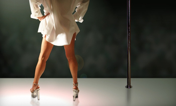 Twirl Fitness Lounge - Harlem: 5 or 10 Striptease Classes at Twirl Fitness Lounge (Up to 76% Off)