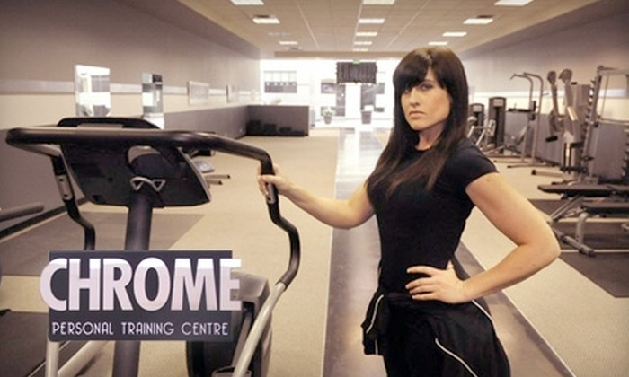 Chrome Personal Training Centre - Nevada / Lidgerwood: $20 for Six Group Classes at Chrome Personal Training Centre ($66 Value)