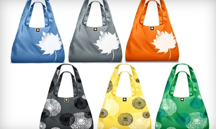 Bag the Habit: $10 for $20 Worth of Eco-Conscious Bags from Bag the Habit