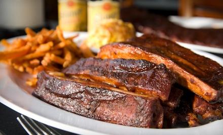 Meal for 2 (up to a $46.96 value) - Legends Restaurant in Elizabeth