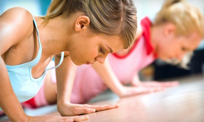 Elements Diet and Fitness  - Sunset: $39 for a One-Month Women's Fitness-Training Package at Elements Diet and Fitness in Miami ($149 Value)