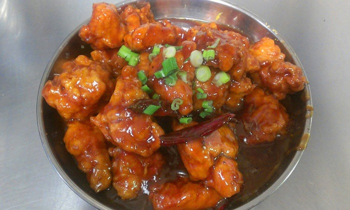 The Rice House - Multiple Locations: Asian Fusion Food at The Rice House (Up to 45% Off)