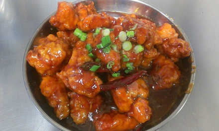 Asian Fusion Food at The Rice House (Up to 45% Off)