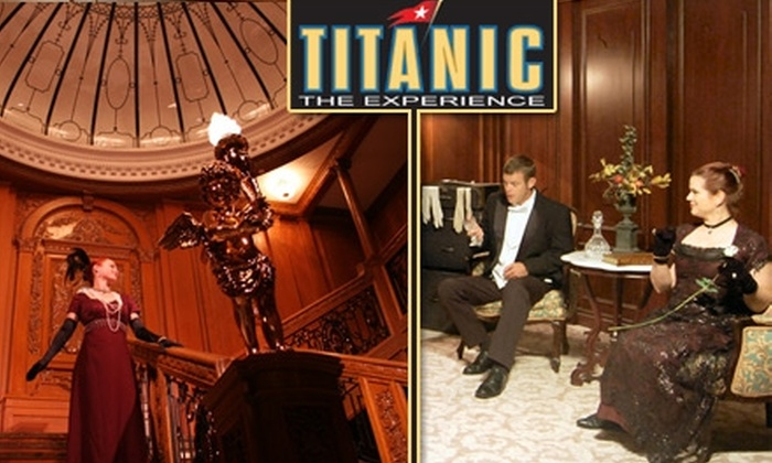 Titanic—The Experience - Orlando: $12 Admission to Titanic—The Experience ($23 Value)