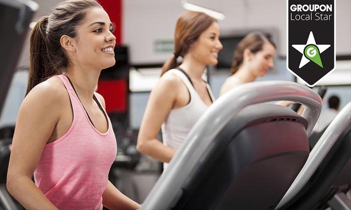 Champion Gym - Wrocław: 4 wejścia do klubu do godz. 16 na zajęcia fitness, trening personalny i inne za 44,99 zł i więcej opcji w Champion Gym