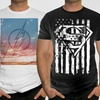 DC Comics Men's Graphic T-Shirts