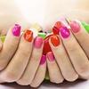 Spa dłoni, manicure hybrydowy
