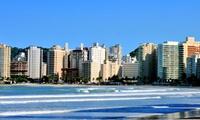 Guarujá/SP: até 3 noites para 2 ou 5 noites para 5 + café da manhã na Pousada da Praia