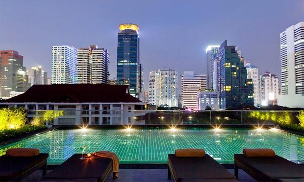 Thailand: Twin Hotel Stay+Flights 8