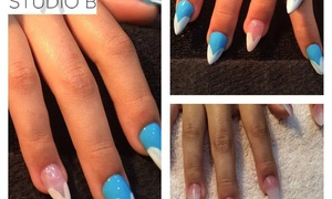 Studio B. Ann Arbor: Up to 50% Off Spa Nail Services at Studio B. Ann Arbor