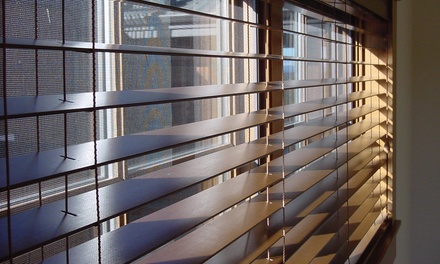 Window Treatments Budget Blinds Groupon