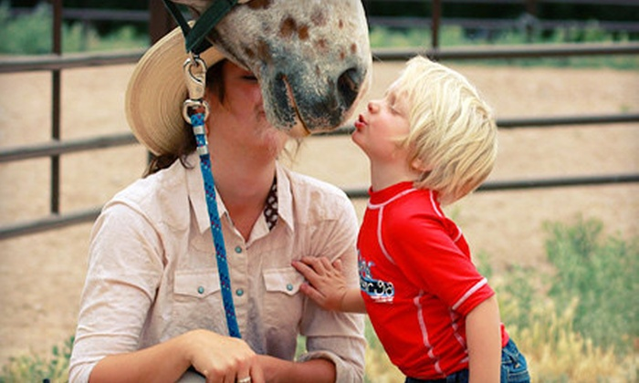 Bishop's Lodge Ranch Resort & Spa - Santa Fe: One Roundup Session or Five Days of Camp Appaloosa at Bishop's Lodge Ranch Resort & Spa in Santa Fe (Up to 60% Off)