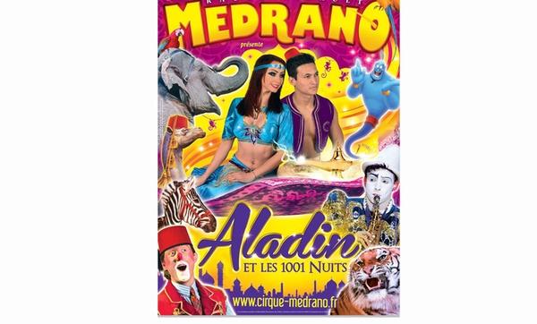 Aladin Cirque Medrano Medrano Tournée Cirque Cirque Aladin Tournée cSjAL54R3q